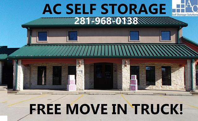 50 first month  FREE Move In truck