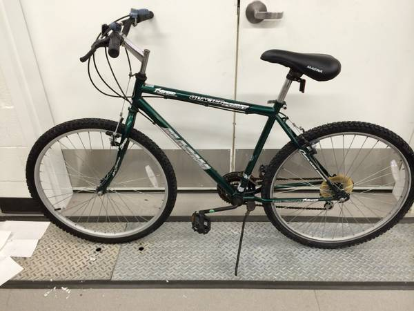 26 MAGNA Glacier Point Bike with 15 Speed Shift - $60 (BryanCollege Station)