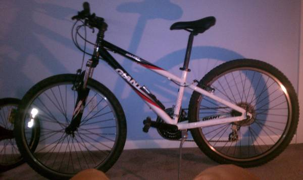 boulder giant trail bike (obo) - $200 (college station)