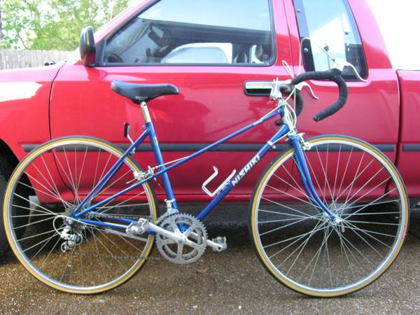 NISHIKI ROAD BIKE - $265 (COLLEGE STATION)