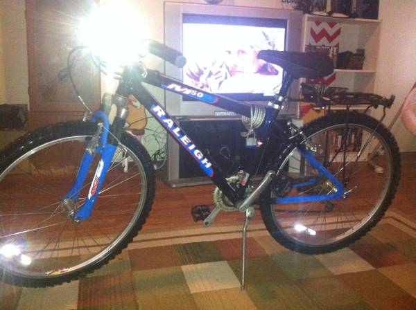 Raleigh M50 Mountain Bike - $50 (College Station)