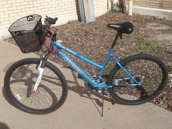 26 Magna Ladies Great Divide Mountain Bike - Blue - $70 (College Station)