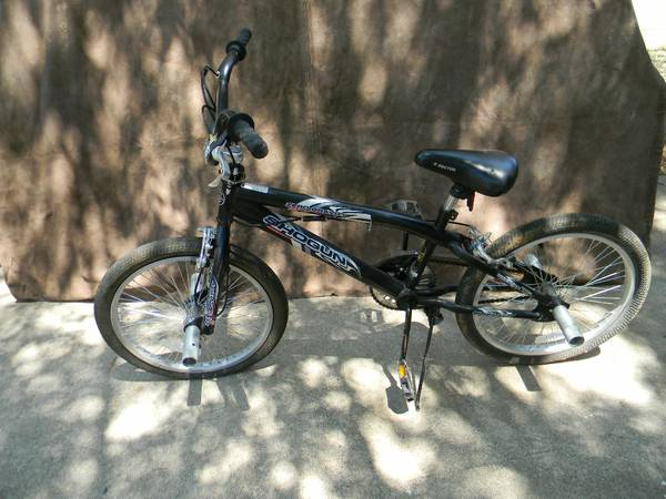 20 Shogun Zero Gravity BMX Trick Bike - $50 (College Station)