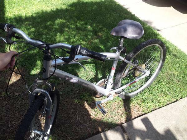 Awesome Bike With Bouncy Seat and Gears - $40 - $40 (Bryan Closer to Z-Islander)