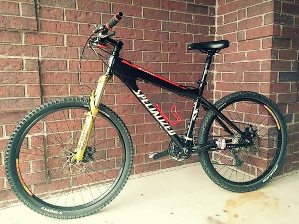 2001 Specialized Enduro Pro HT - $650 (Bryan 29th near Blinn)