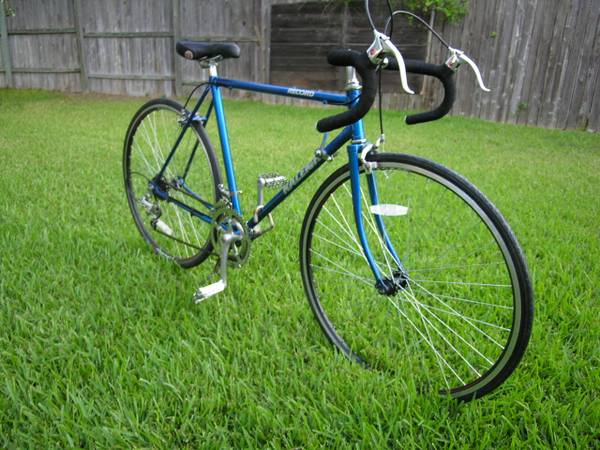 Raleigh record road bike - $285 (college station)