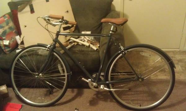 Almost New Hybrid Bike - $200 (College Station)