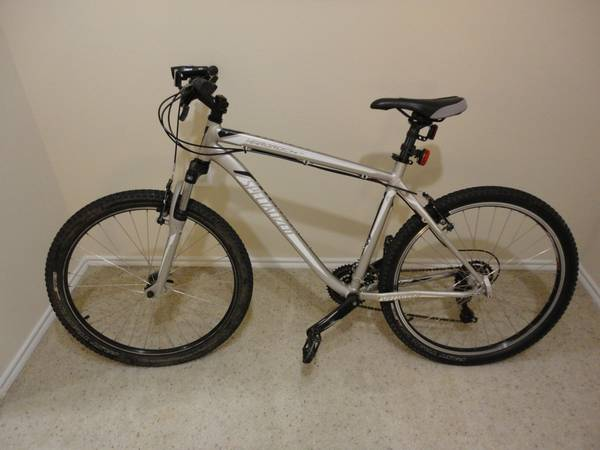 Specialized Hardrock Silver 26 - $300 (College StationBryan)