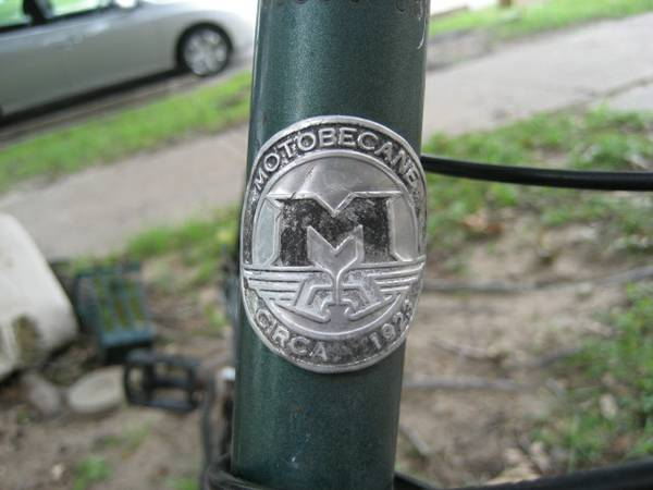 Bicycle - Motobecane Nomade 100 - 26 - $50 (College Station)