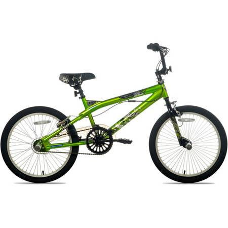 Boys Green Next Chaos Bike - $25
