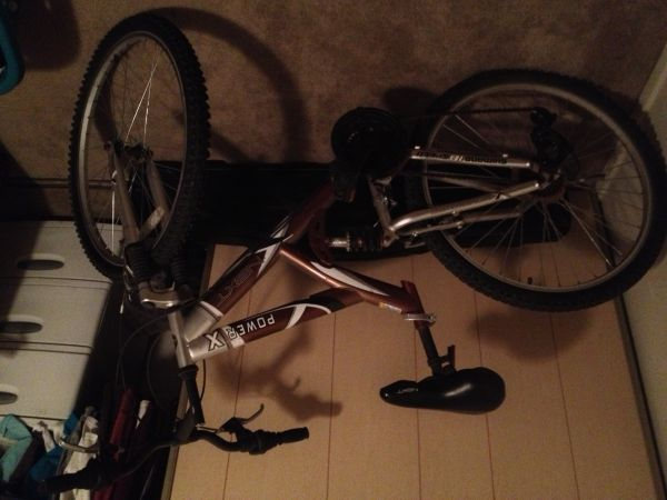 NEXT Power X Mountain Bike - $50 (Southwest Parkway)