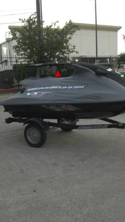 2012 Yamaha Waverunner LIKE NEW - x002410000 (Burleson County)