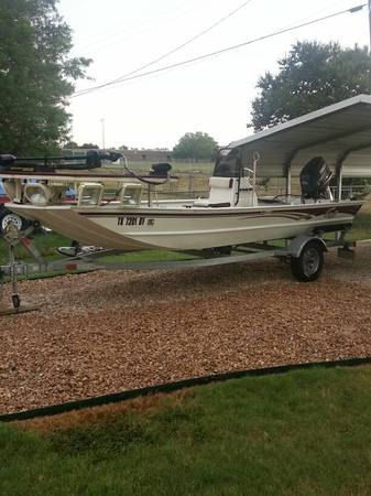 2008 G3 Gator Tough 1756 CC DLX Boat - $12000 (Belton,texas)
