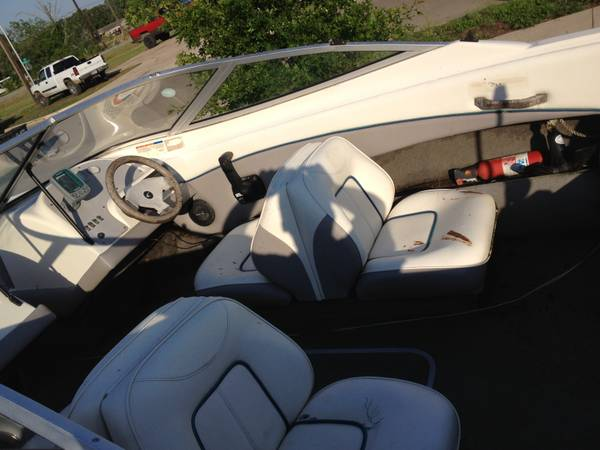 97 Bayliner Capri 17 ft - $1500 (College Station)