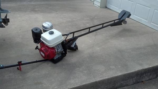 GO-DEVIL 11HP Honda New - $1850 (Anderson, TX)