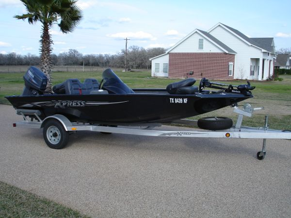 2006 Xpress H50 Bass Boat - $7995 (College Station, tX)