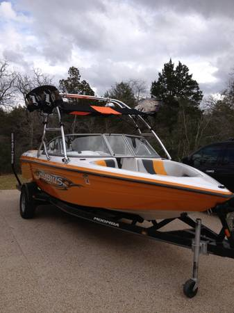 2005 Moomba Mobius LSV - $26999 (College Station)