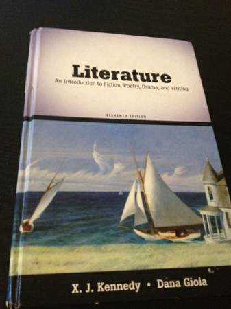 Used Literature 11th Ed. Textbook - $15 (BryanCollege Station TX)