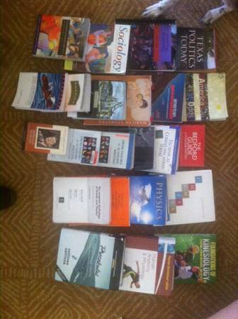 A M  Blinn  NCTC College Textbooks for sale  Chemistry  College Station