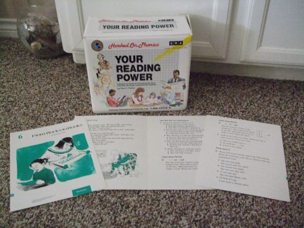 Improve Reading Skills SRA Reading Power Builders Adapted for Home (College Station)