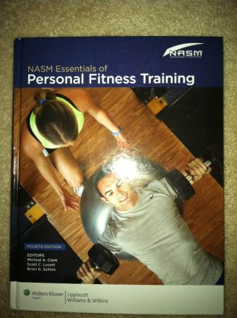 NASM Personal Training Text - $100 (CS)