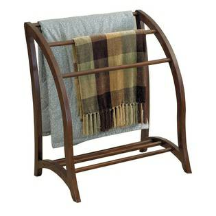 New in box Solid Blanket Quilt Rack - $25 (cs)