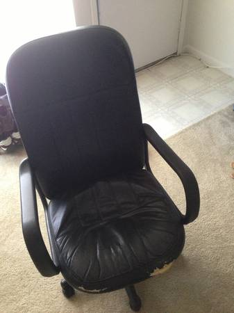Office chairs from Walmart - $30 (77840)