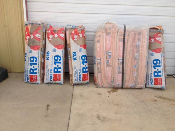 New Insulation for sale - x002435 (Bryan)