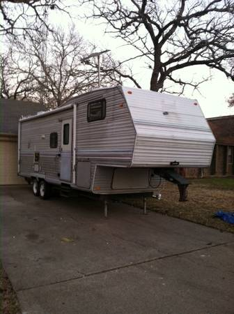1996 Nomad 5th wheel -   x0024 3800  BCS