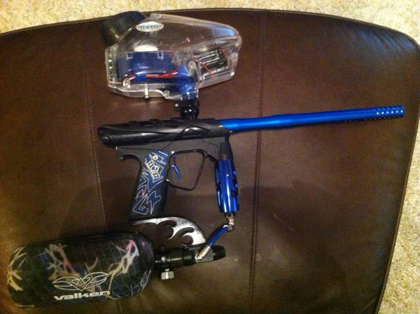 Smart Parts Ion Paintball Gun - $319 (College Station)