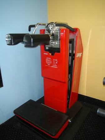 Quad Press Machine (Hoggan) - $450 (Bastrop)