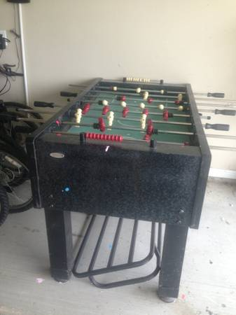 Foosball table - $50 (College station)