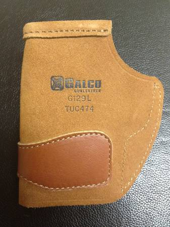 Galco Tuck n Go Concealed Holster SW MP Shield - $25 (Bryan)