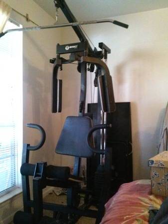 Marcy by IMPEX home gym - $40 (college station by walmart)