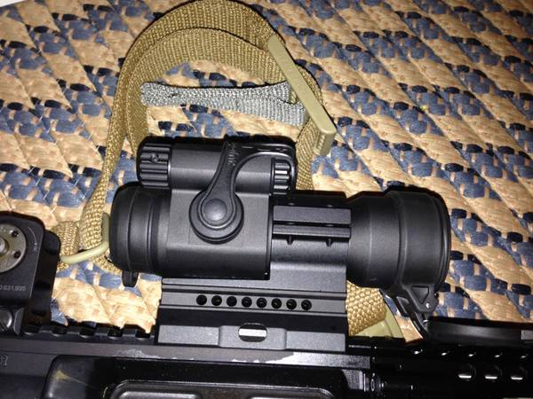 Aimpoint PRO - $400 (College Station)