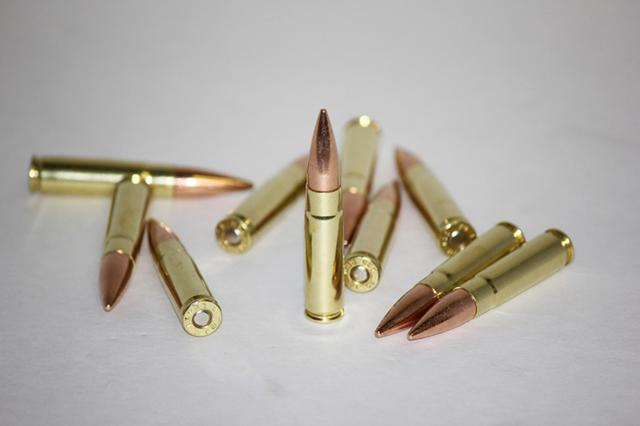 1  All kinds of ammo in stock and ready to shippickup  bulk   9mm 40  45  38sp  223  300BLK