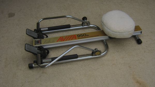 Rowing Machine Avita 950 professional - $100 (Bryan)