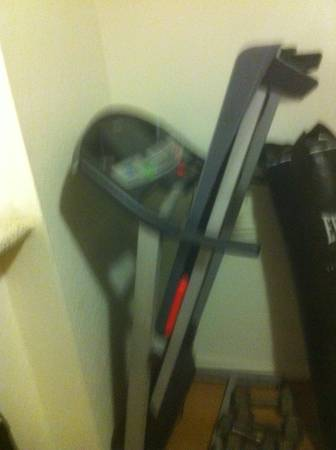 Weslo Cadence G 5.9 Treadmill - $200 (College Station,Tx)