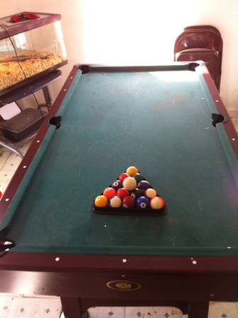 Tournament Choice Pool Table - $250 (bryan tx)