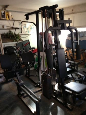 BMI Home Gym - $100 (Tomball, TX)