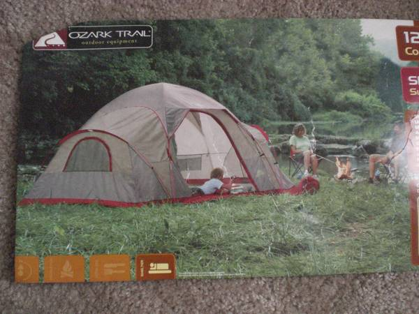Tent and Cing Set (12 piece) - $75 (College Station)