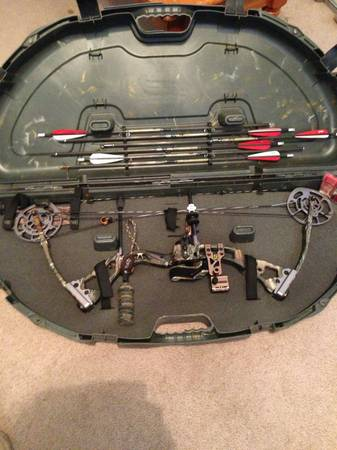 Ross by Bowtech - $650 (Bryan, TX)
