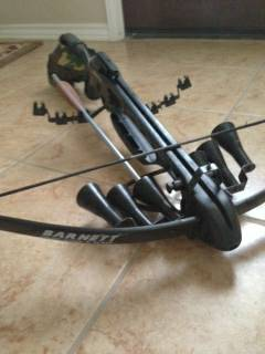 BARNETT VELOCI SPEED CROSSBOW - $125 (SOMERVILLE)