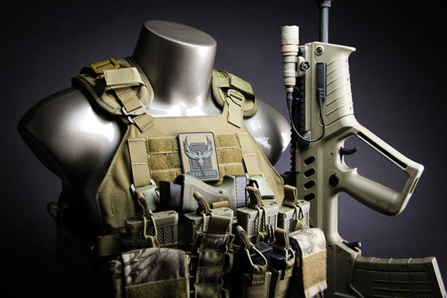 65  Level III Body Armor starting at only  65 - AR500 Armor