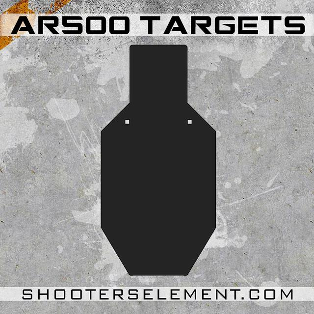 9  AR500 Targets  IPSC Torso  Octa- Gong  Plates and more Starting at  8 99