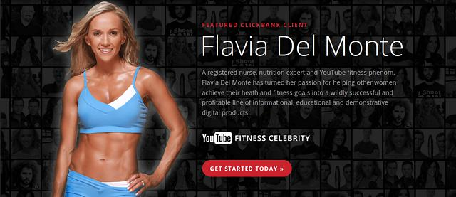 For Women Only Bodylicious by Flavia Del Monte Fitness  Exercise  Nutrition Program for Women