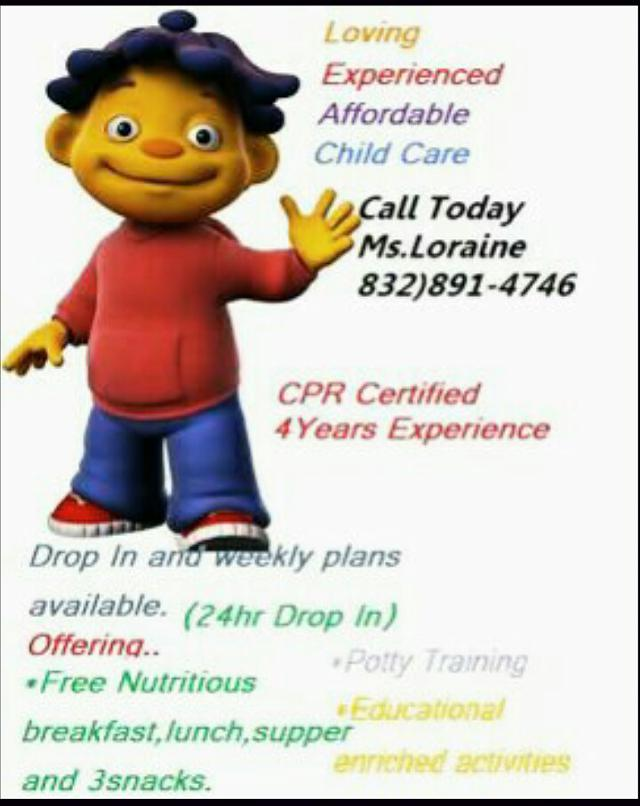 24 hour Child Care Do In
