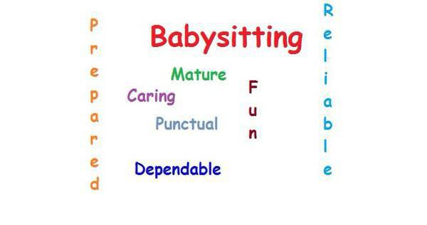 Are you in need of a Sitter Call me Northline