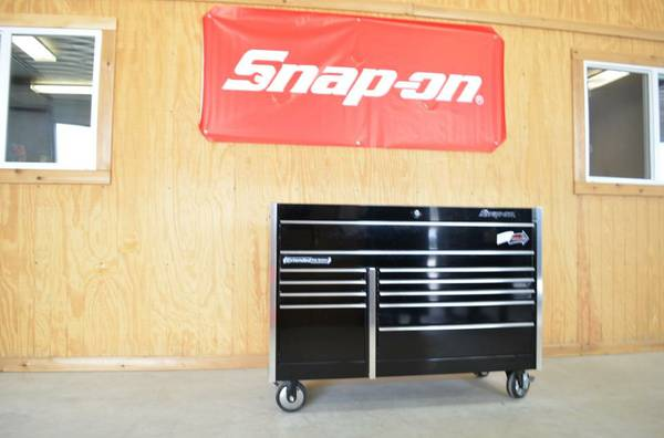 Snap On Tool Box and Roll Cart - $3250 (College Station, TX)