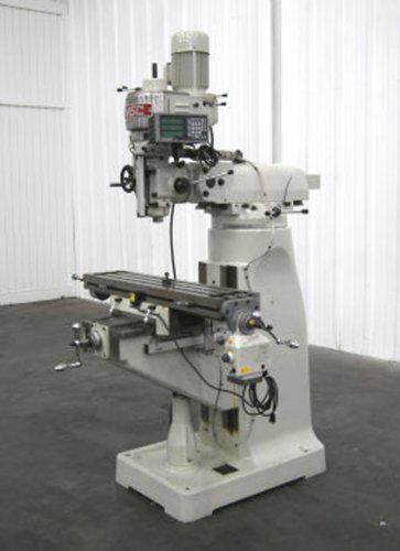 3 500  Vertical milling Machine 48 Table Dro Weekly Special